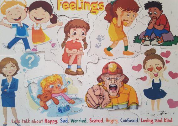 Feelings Puzzle