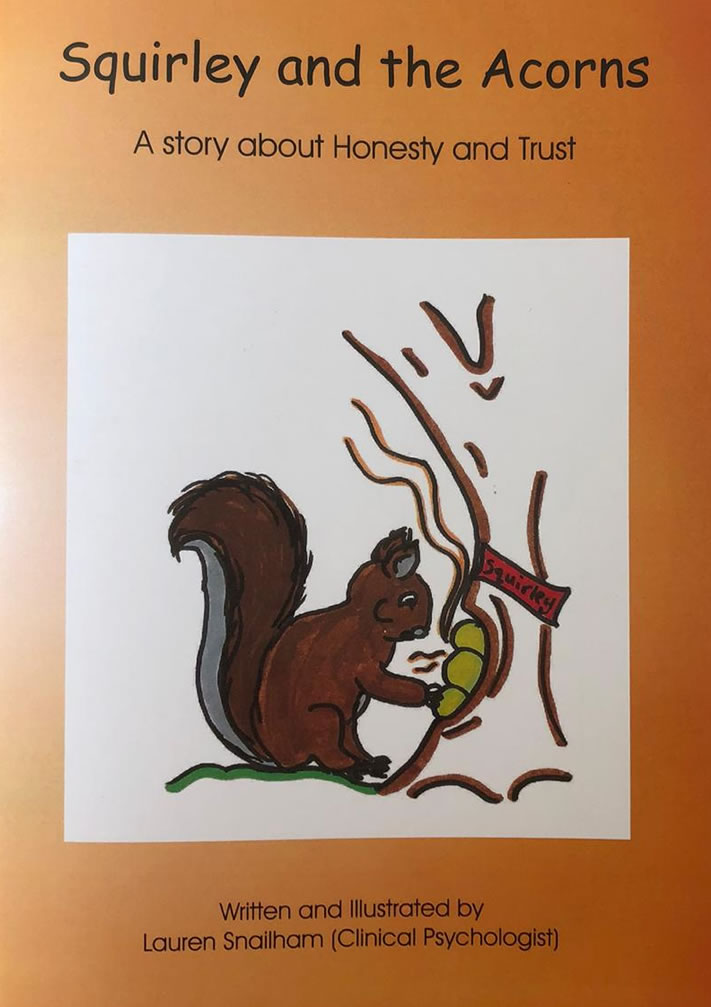 Squirley and the Acorns