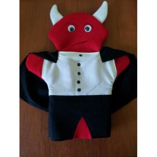 Devil Hand Puppet