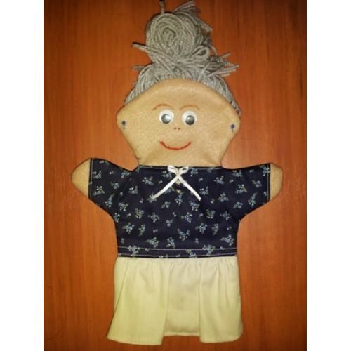 Granny Hand Puppet